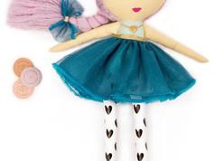 The Kind Dolls: Hope, Fair, and Grace