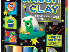 Klutz Circuit Clay Book & Kit