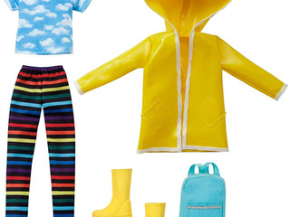 Creatable World Rainy Day Outfit