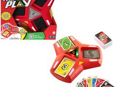 Mattel Uno Triple Play
