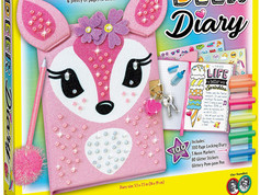 Creativity for Kids Deer Diary Gold