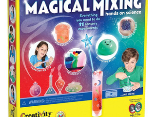 Creativity for Kids Magical Mixing Hands on Science