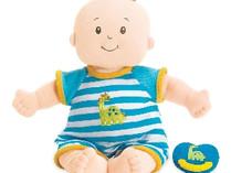 Manhattan Toy Baby Stella Boy Doll