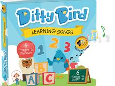 Ditty Bird Nursery Learning Songs