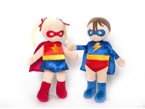 North American Bear Baby Hero Dolls
