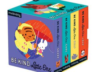 Mudpuppy Be Kind Little One Books
