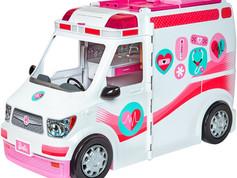 Mattel Barbie Care Clinic Vehicle