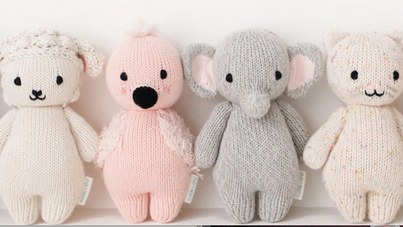 Cuddle+Kind The Baby Animal Collection