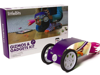 littleBits Gizmos and Gadgets Kit