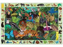 Mudpuppy Search & Find Rainforest Puzzle