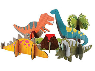 Petit Collage Pop-Out Dinosaurs