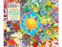 eeBoo 1000-Piece Puzzles