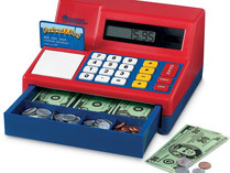 Learning Resources Calculator Cash Register 25th Anniversary!