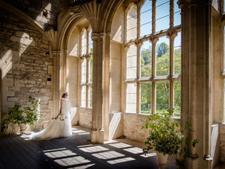 Amazing wedding special offer at Woodchester Mansion