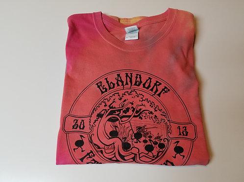 Elandorf 2013 tie dye t-shirt
