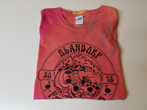 5278936c Elandorf 2013 tie dye t-shirt