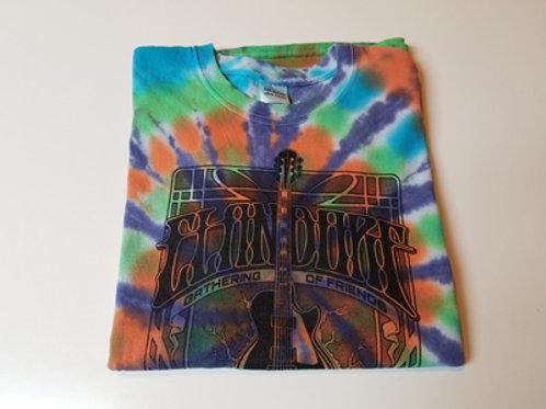 Elandorf 2016 tie dye t-shirt