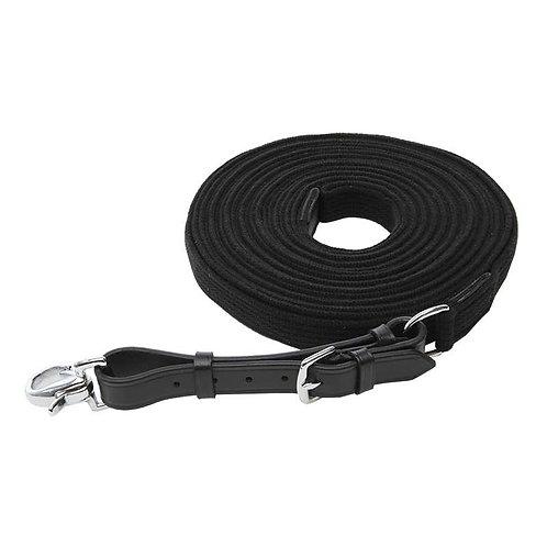 "Longe ""Soft Black"", 9,5m"