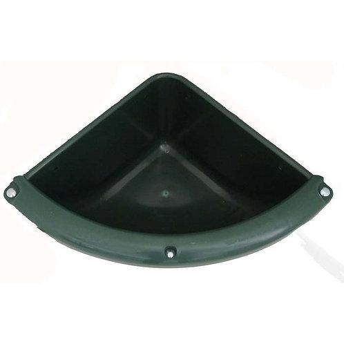 Derby Ecktrog, mit Beißkante grün