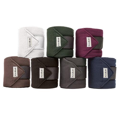 Fleece-Bandagen 4er Set