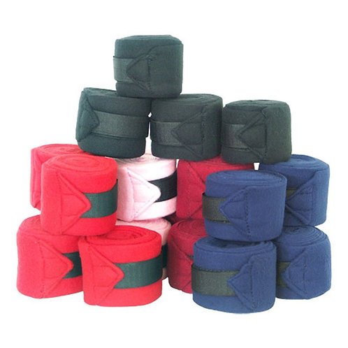 Miniline, Fleece Bandagen (4er Set)