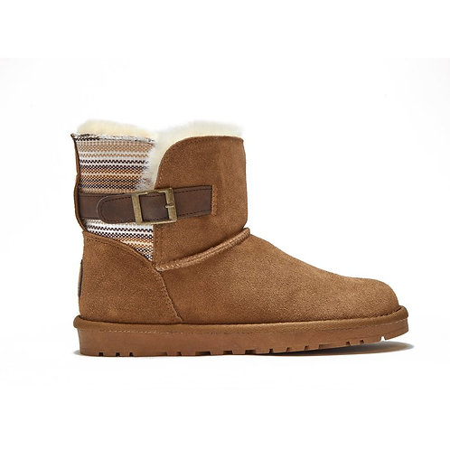 "Lammfell Boots Stiefel ""Meine"""