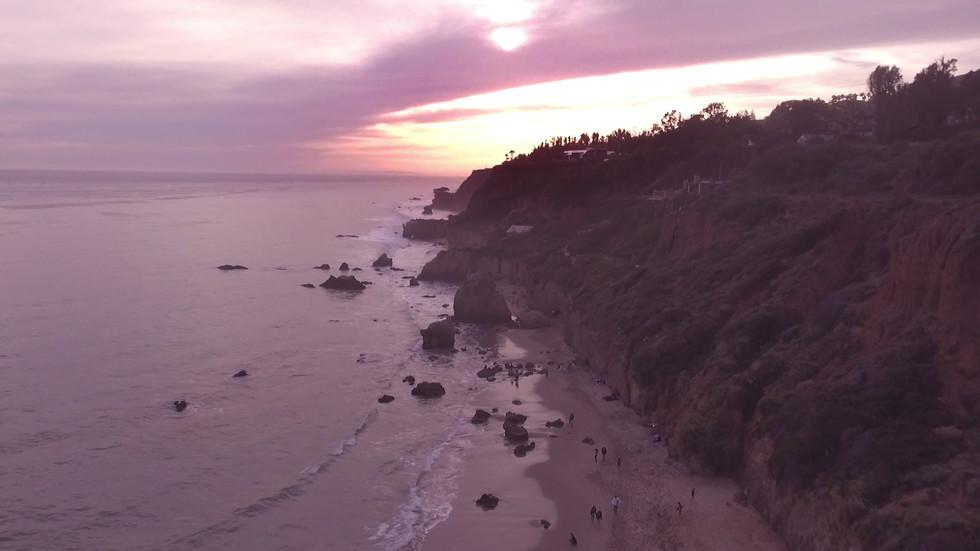 El Matador State Beach, CA