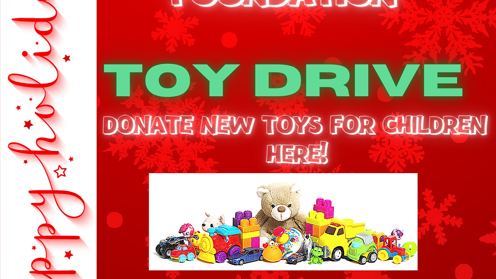 Holiday Toy Drive Donation $50
