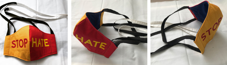 Stop Asian Hate Mask