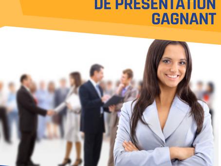 Comment créer un pitch de présentation gagnant