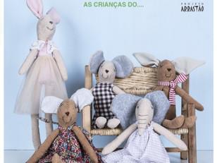 Campanha de Natal Bembê Atelier e Projeto Arrastão
