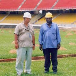 Stade Amadou Ahidjo 2007