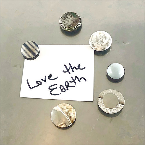 Love The Earth - Reefer Magnets