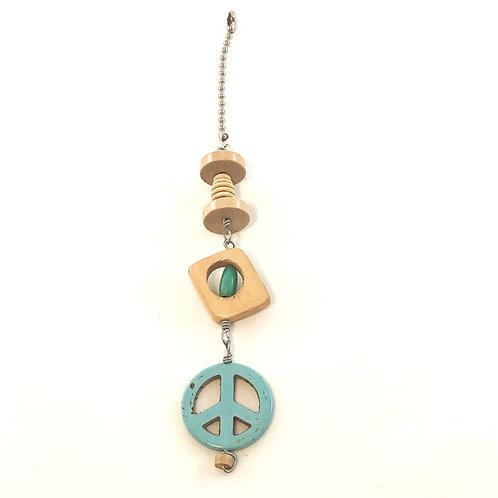 Peace Grooves - Funky Fan Pull