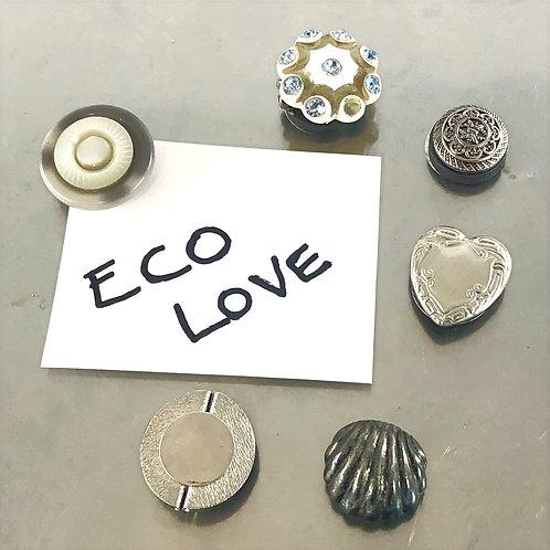 Eco Love - Reefer Magnets