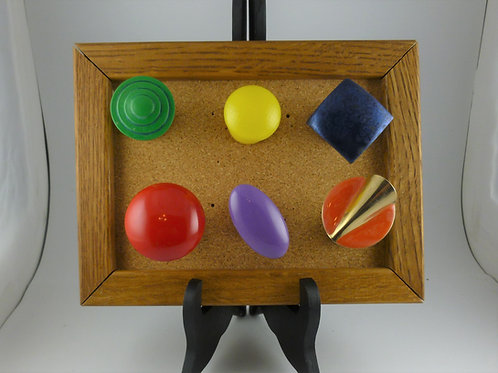 Rainbow - Posh Pins
