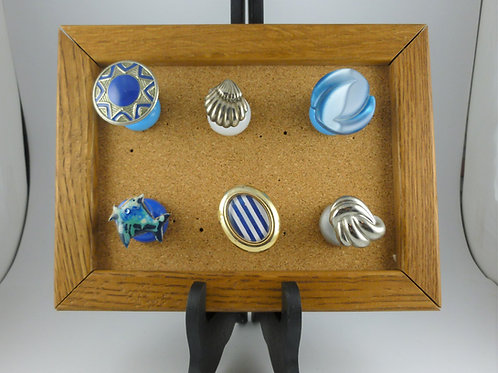 Seashore Blues - Posh Pins