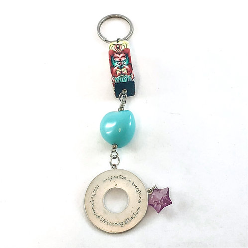 Imagination Fab Key Fob