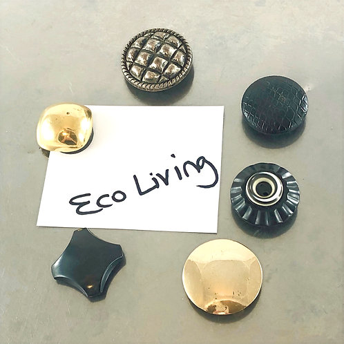 Eco Living - Reefer Magnets
