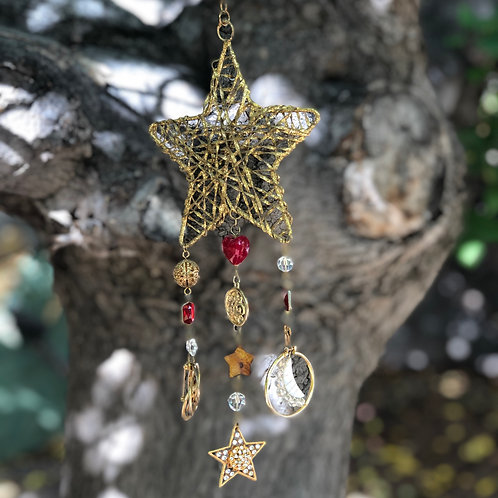 Star Bright - Cosmic Sun Catcher