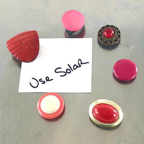 Use Solar - Reefer Magnets