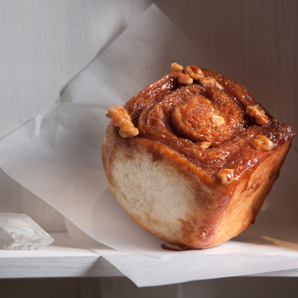 Heritage Bakery & Cafe_Cinnamon Roll