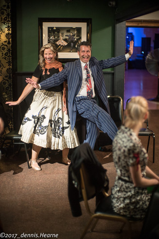Shake a Leg or Two and Hop on Over to the Verdi Club!