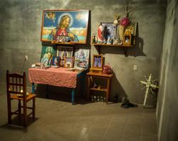 abuela's altar