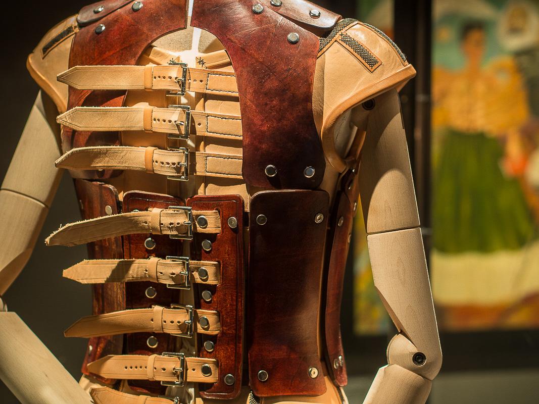 Frida's corset