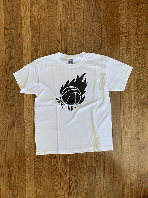 Kid's Game On T-Shirt