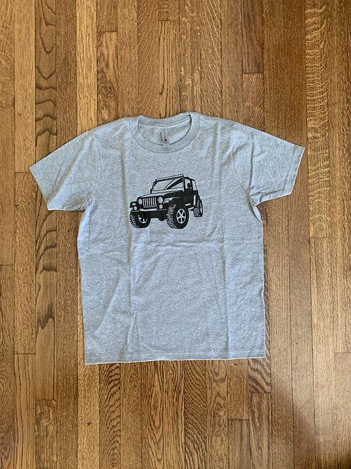 Kid's Jeep T-Shirt