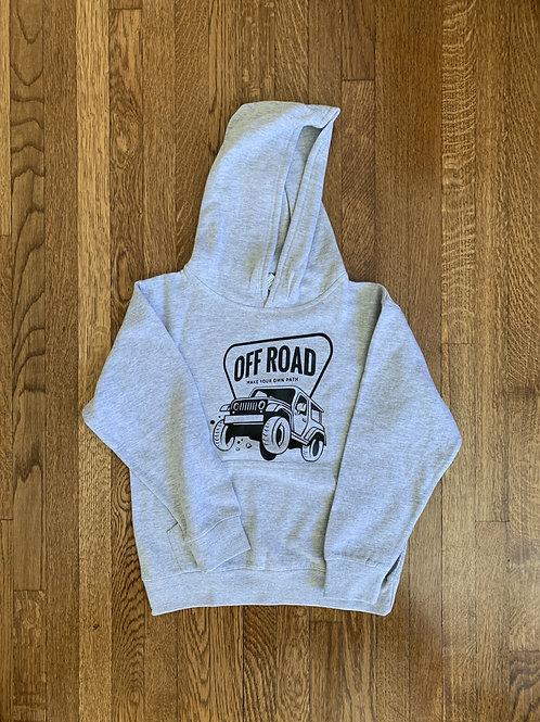 Kid's Off Road Hoodie