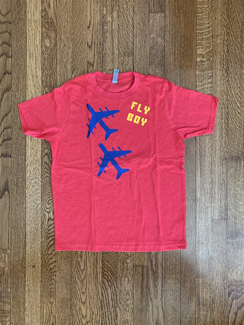 Kid's Fly Boy T-Shirt