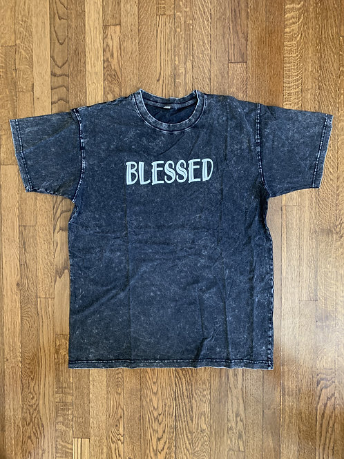 Extra Large Blessed T-Shirt